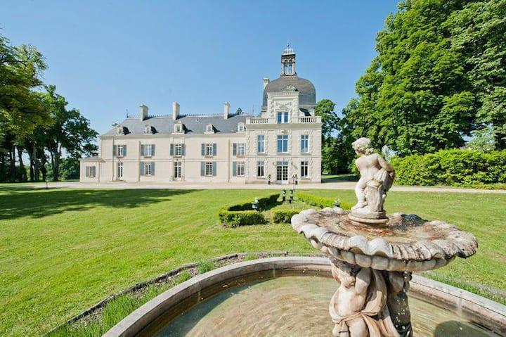 Chateau De La Tour at Centre-Val de Loire