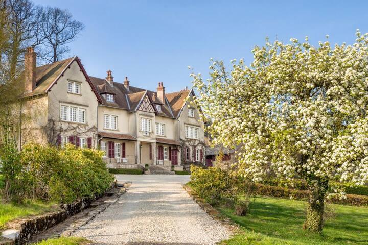 Manoir Des Chasseurs at Bourgogne-Franche-Comté