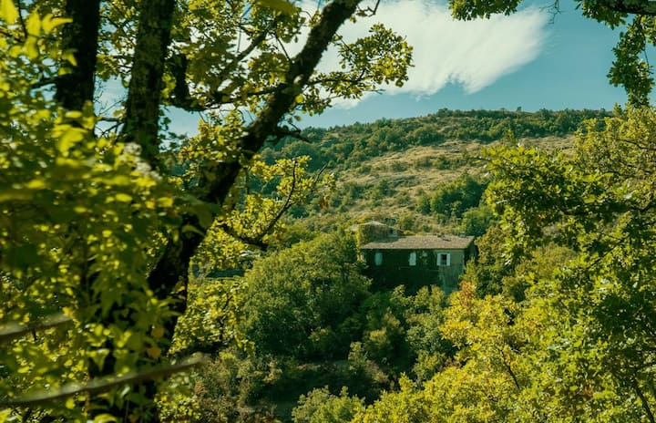 Spectacular 12 Century Charming Home in Ardèche