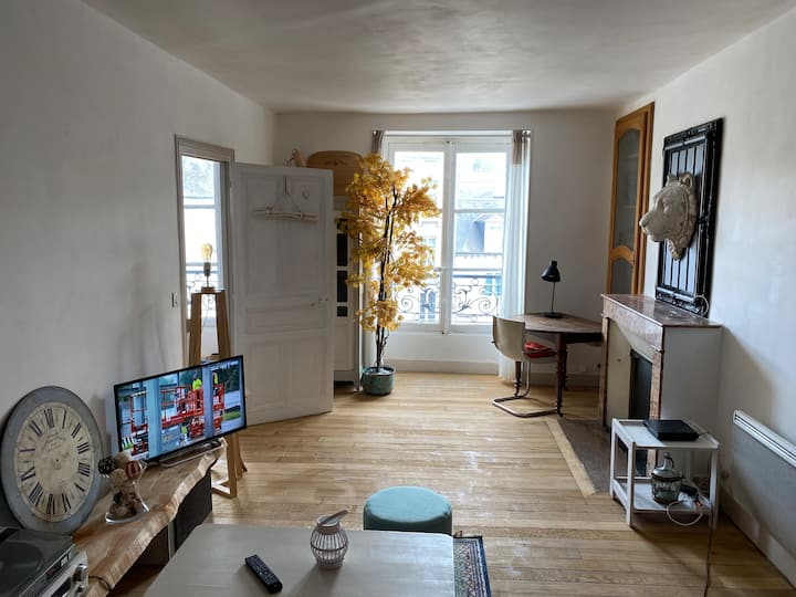 Apartment-Bathroom L 'Haussmannien