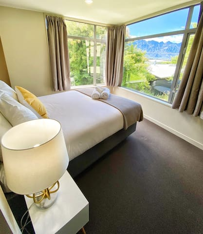 Wake up to The Remarkables view