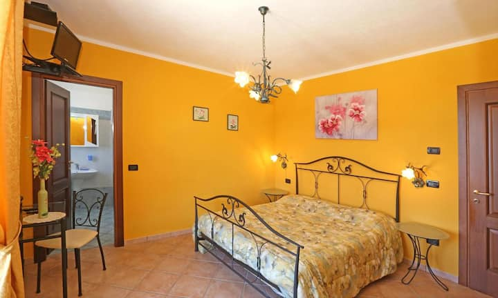 Agriturismo Al Brich Double Room with Breakfast