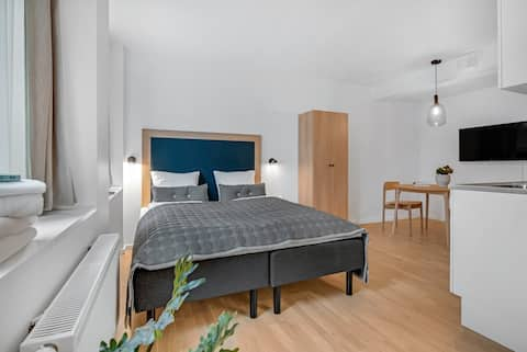 STUDIO 1A | Hotel Apartments | 24/7 Service