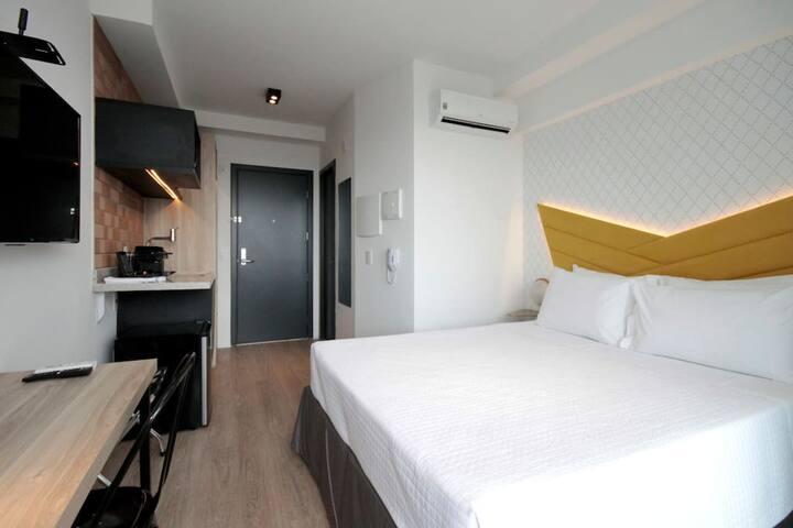 Apartamento Limpinho & Mobiliado ao lado do Brás!