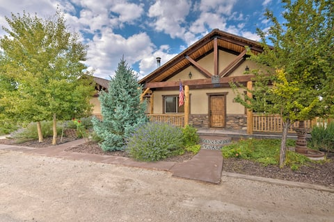 NEW! Secluded Sterling Abode: 2 Mi to Palisade SP