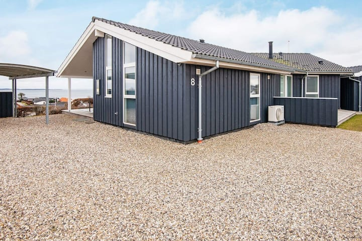 Pleasant Holiday Home in Hejls with Ocean-view