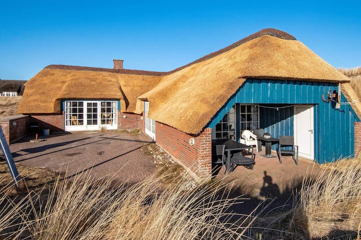 Stunning Holiday Home in Ringkøbing with Sauna
