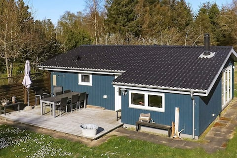 4 person holiday home in Sæby