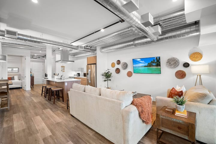 RiNo Art Lofts | Stunning Colorful Modern Design