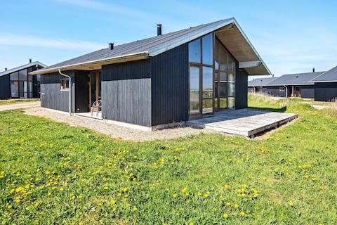 5-stjärnigt semesterhus i Ulfborg