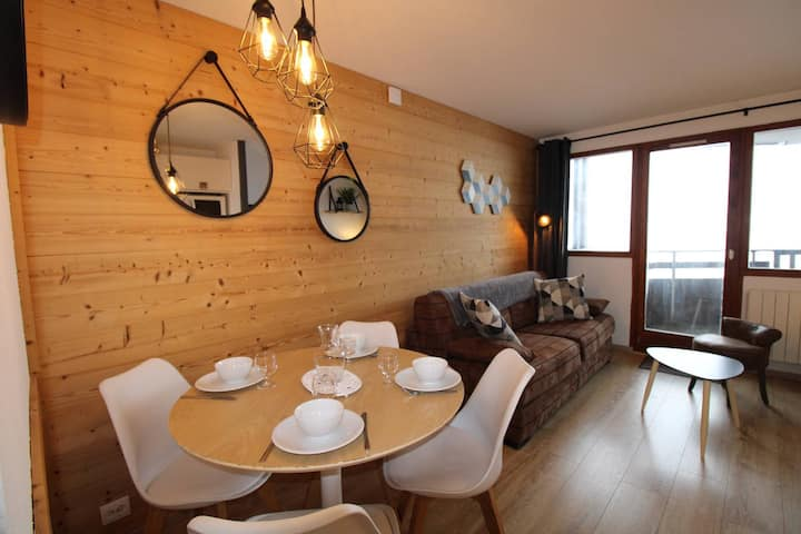 Beautiful renovated and bright apartment