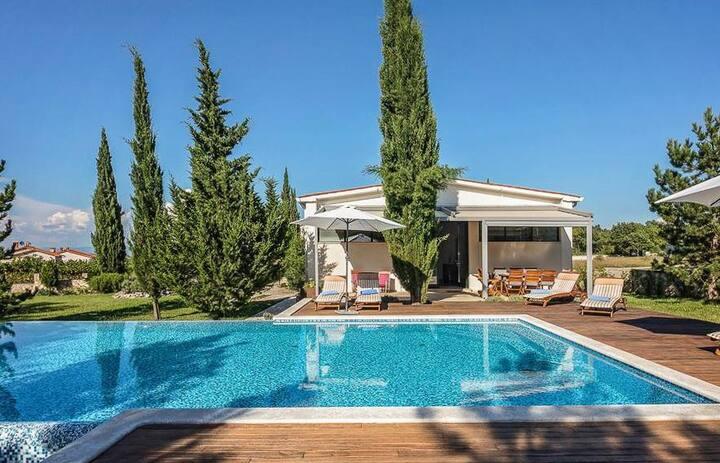 Villa Breg at Istarska županija