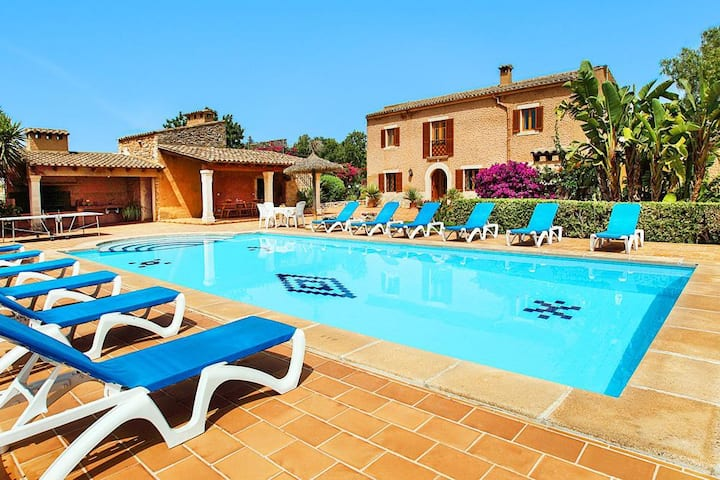 Villa Volta at Illes Balears