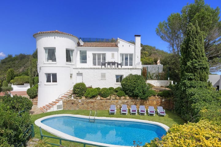 Villa Encantado at Catalunya