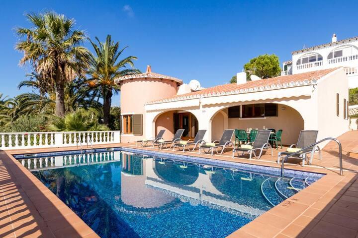 Casa Los Leones at Illes Balears