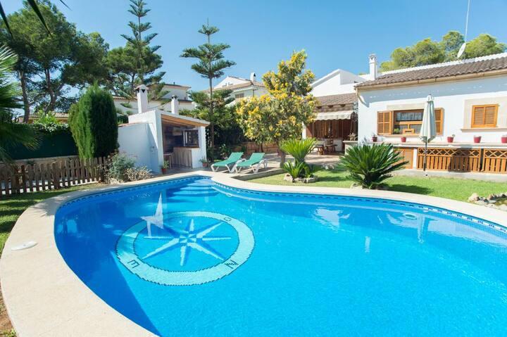 Casa Fanos at Illes Balears