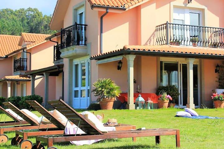 Villa Junta at Galicia