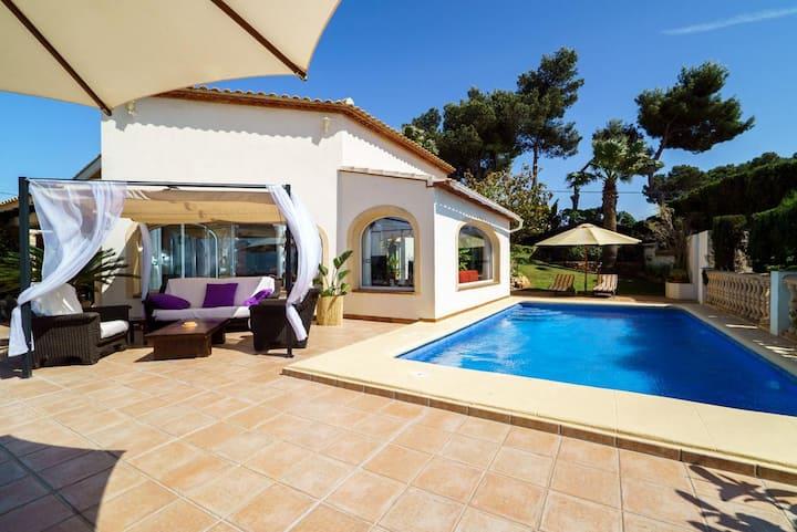 Villa Dacil at Comunidad Valenciana