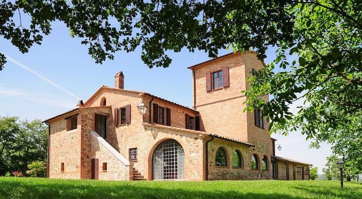 Casa Chieto at Toscana