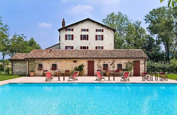 Villa Benne at Veneto