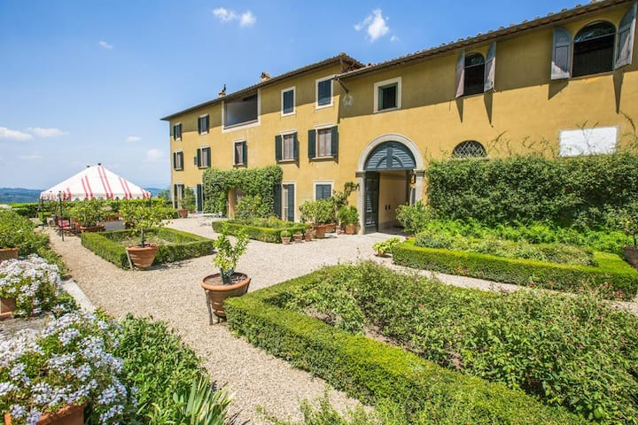 Castello Chianti at Toscana