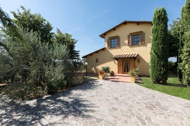 Villa Raffaela at Toscana