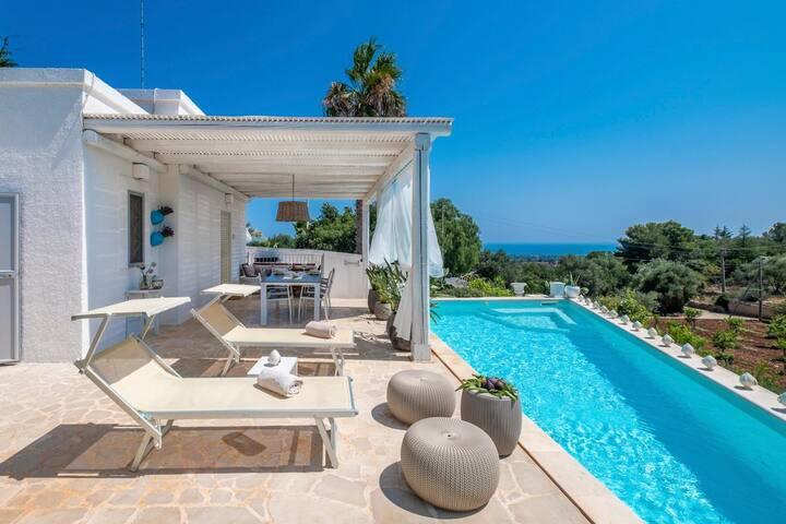 Casa Delle Pigne at Puglia