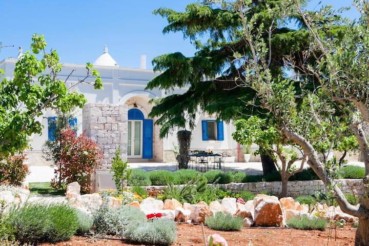 Casa Calella at Puglia