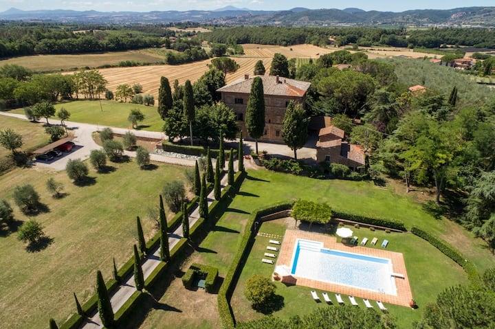 Villa Ristori at Toscana