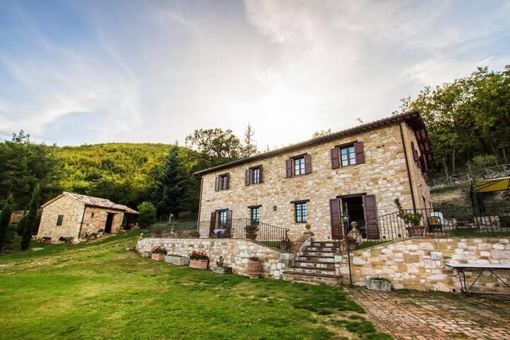 Casa Colleluce at Marche