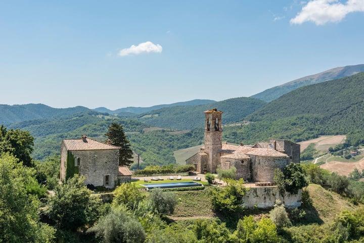 Castello Maddalena at Umbria