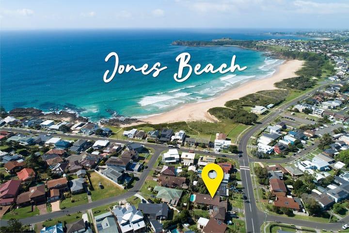 Jones Beach Retreat.