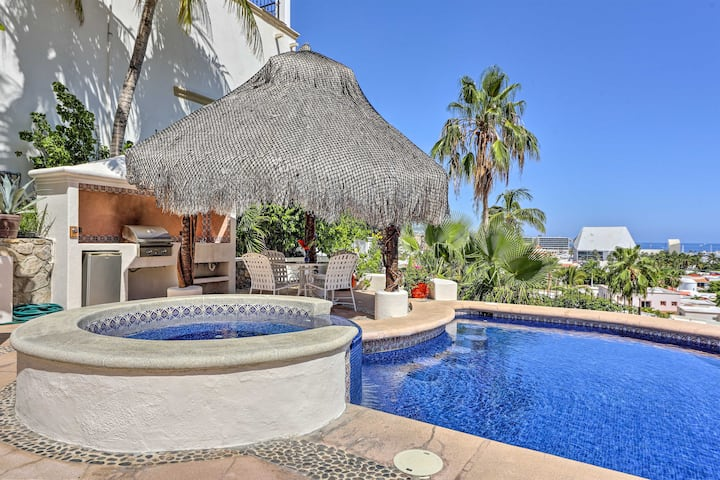 NEW! Cabo San Lucas Villa w/ Private Pool + Views!