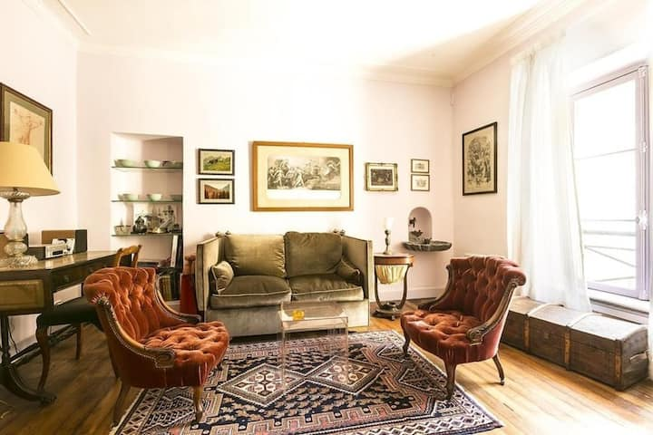 Lovely 1bdr in Saint Germain/3661