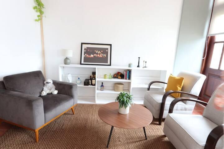 Céntrico apartamento en Casco Viejo