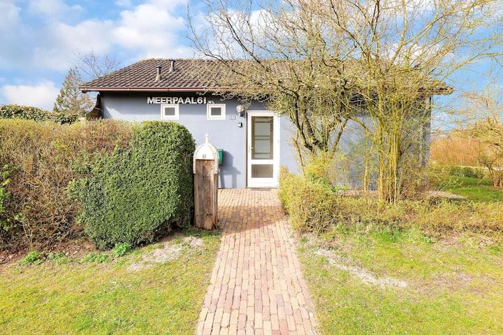 Acogedora casa de vacaciones en Lauwersoog cerca de Lauwersmeer