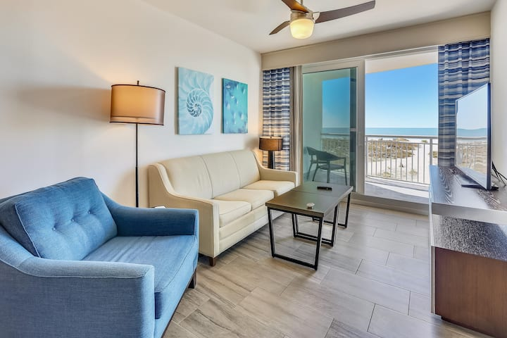 Brand NEW Luxurious Oceana Beach Front with stunning view in central location