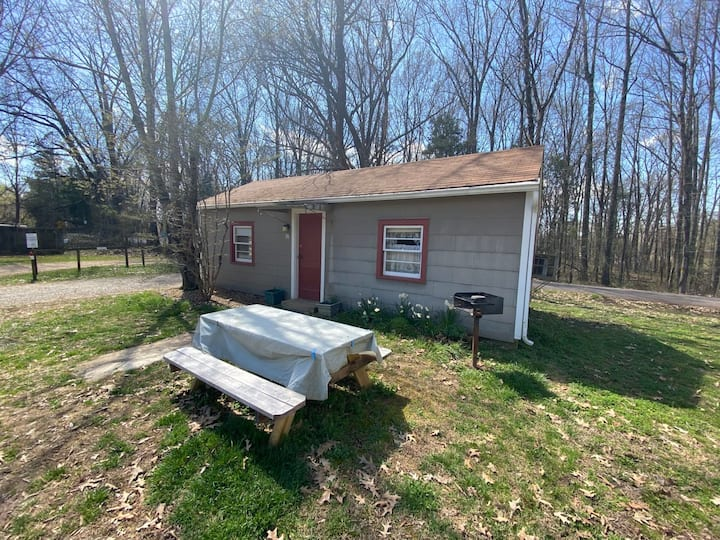 Affordable Cabin by Kentucky Lake with Kitchen #38