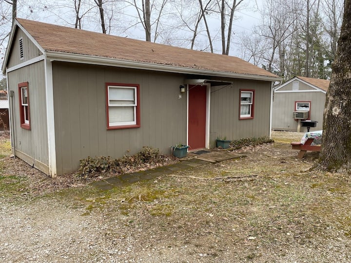Affordable Cabin by Kentucky Lake with Kitchen #34