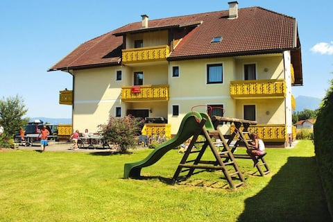 Apartments home Jacqueline, St. Kanzian am Klopeiner See