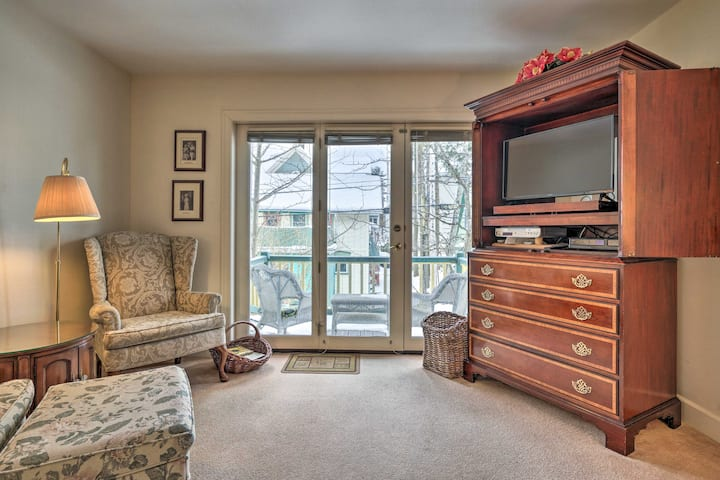 NEW! Efficiency Studio Condo near Chautauqua Lake!