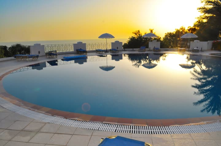 Holiday Apartments Maria with pool - Agios Gordios Beach