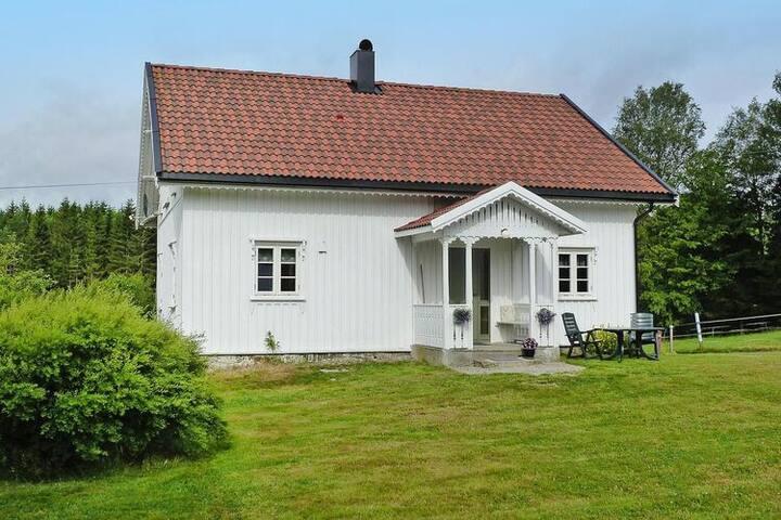 4 Sterne Ferienhaus in Kornsjø