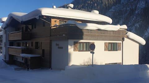 Chalet Brunneis - Haus Gertrud