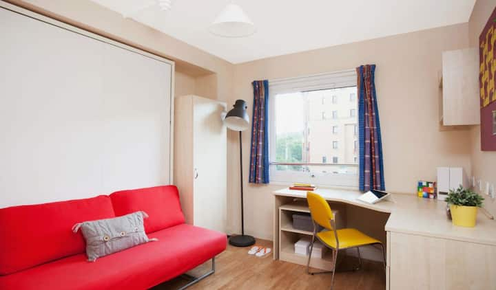 Student Only Property: Tremendous Classic one bedroom flat