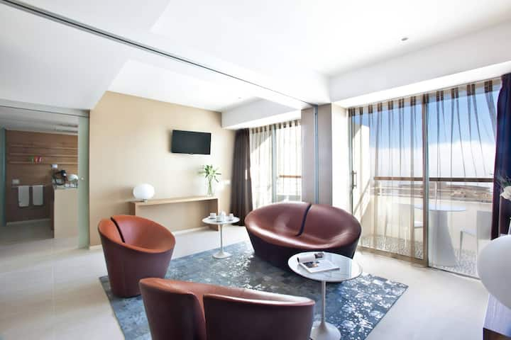 Family Suite (2 Suites interconnecting) at Hotel OD Port Portals****