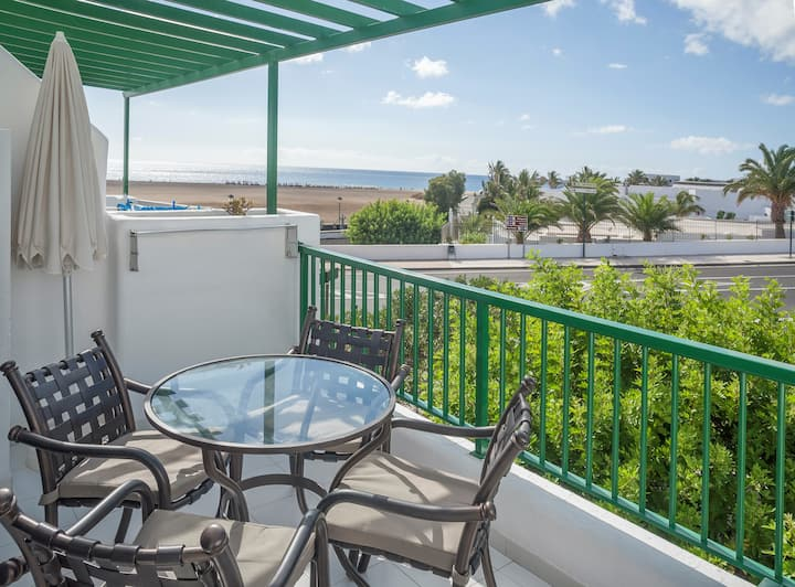Charming Apartment 2 Minutes from Playa Grande | Air-Conditioning + FREE Wi-Fi