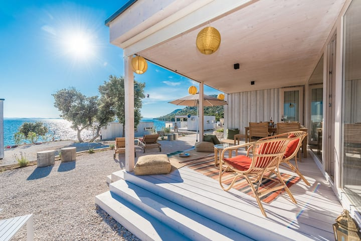 Croatian Beach House 42 - 2 BR - Buqez Eco Resort