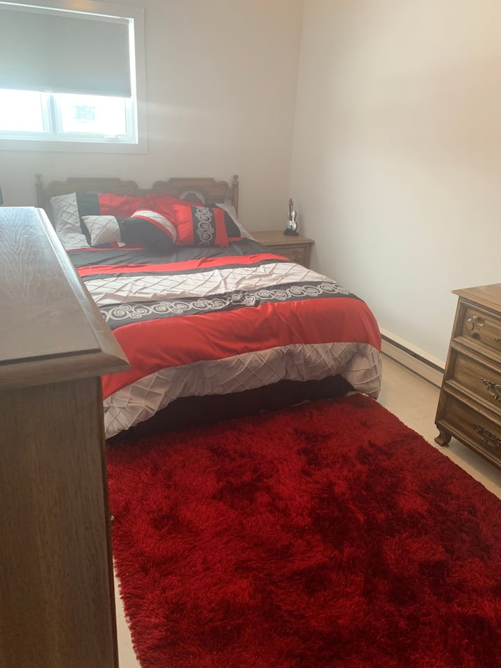 Bed and breakfast for rent by the week - full access