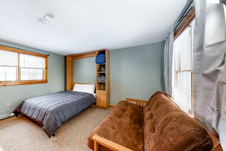 Efficient Condo near the Slopes W/ Kitchenette & Great Location - Dogs OK!